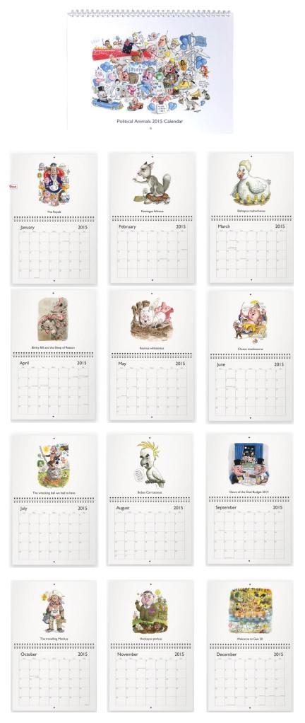 calendar high